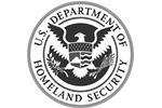 US Cargo Link Sea of the United States Department of Homeland Security logo