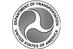 US Cargo Link Seal of the United States Department of Transportation logo